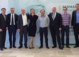 Farmalabor incontra i leader europei del settore galenico